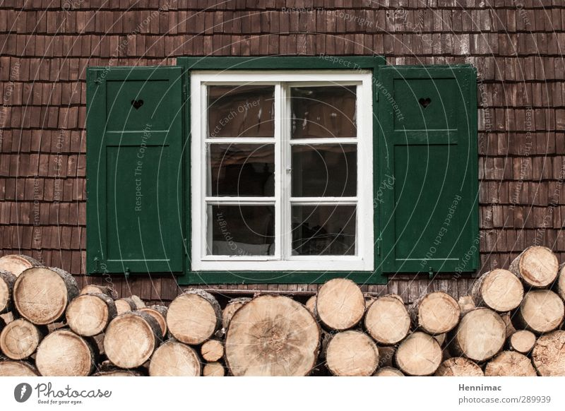 Old Green White Loneliness Calm Relaxation House (Residential Structure) Window Autumn Wood Building Brown Natural Facade Flat (apartment) Glass