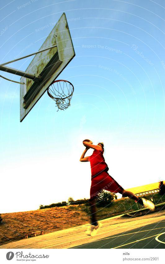 Sports Jump Ball Basket Basketball Basketball basket