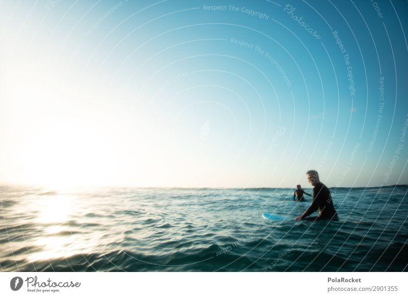 #AE# into the sun Art Esthetic Ocean Surfing Surfer Surfboard Surf school Swell Friendship Adventure Aquatics Extreme sports Light Light (Natural Phenomenon)