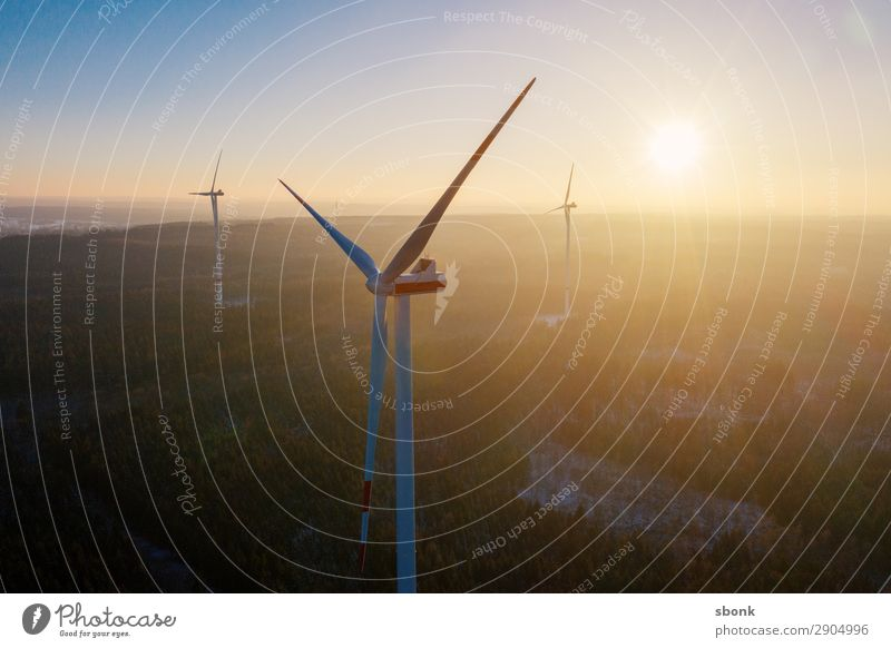 Wind Power Energy industry Renewable energy Wind energy plant windmill Engines electricity Pinwheel Colour photo