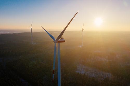 Wind Power Energy industry Renewable energy Wind energy plant windmill Engines electricity Pinwheel Colour photo