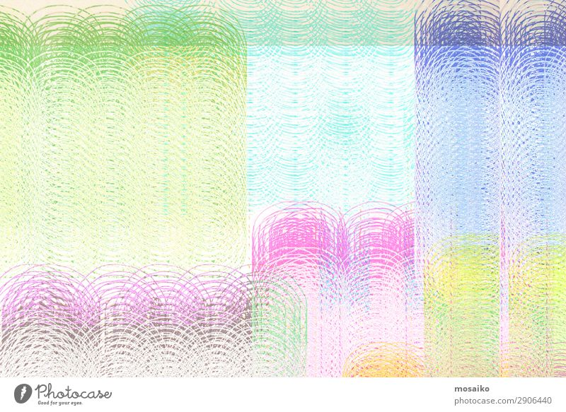 Colourful - pattern mix, abstract design Art Work of art Build Design Leisure and hobbies Joy Peace Identity Communicate Concentrate Frequency Connection