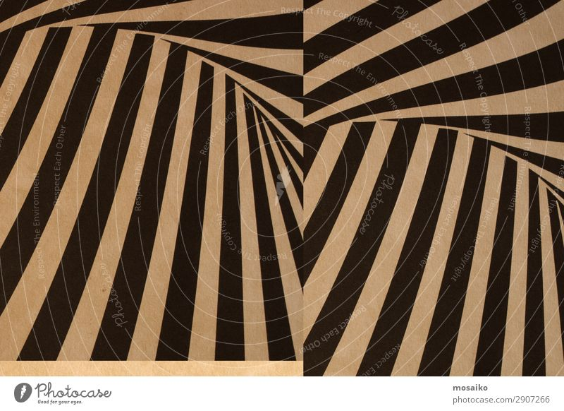 black stripes on paper texture - background design Lifestyle Luxury Elegant Style Design Decoration Wallpaper Art Work of art Paper Playing