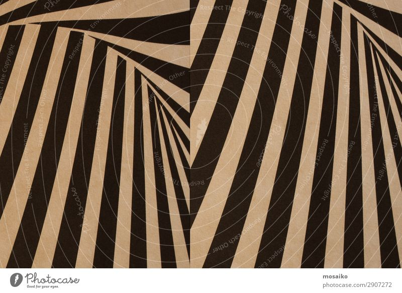 black stripes on paper texture - background design Lifestyle Style Design Exotic Joy Decoration Wallpaper Night life Entertainment Party Event Craft (trade) Art