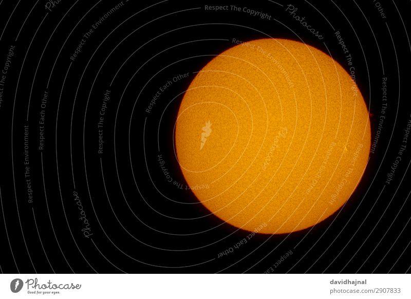Red Sun Orange Energy industry Technology Future Observe Science & Research Solar Power Advancement Renewable energy Energy crisis Astronautics