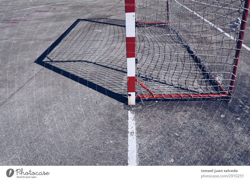 football soccer sport shadow silhouette Soccer Foot ball Shadow Silhouette Ground Playing field Story Goal Sports Abandon Street Park Playground Exterior shot