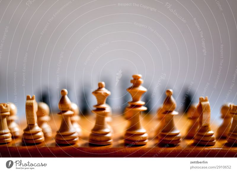 White Black Playing Beginning Tower Depth of field Farmer Fight Runner Piece King Classification Chess Chessboard Chess piece Adversary