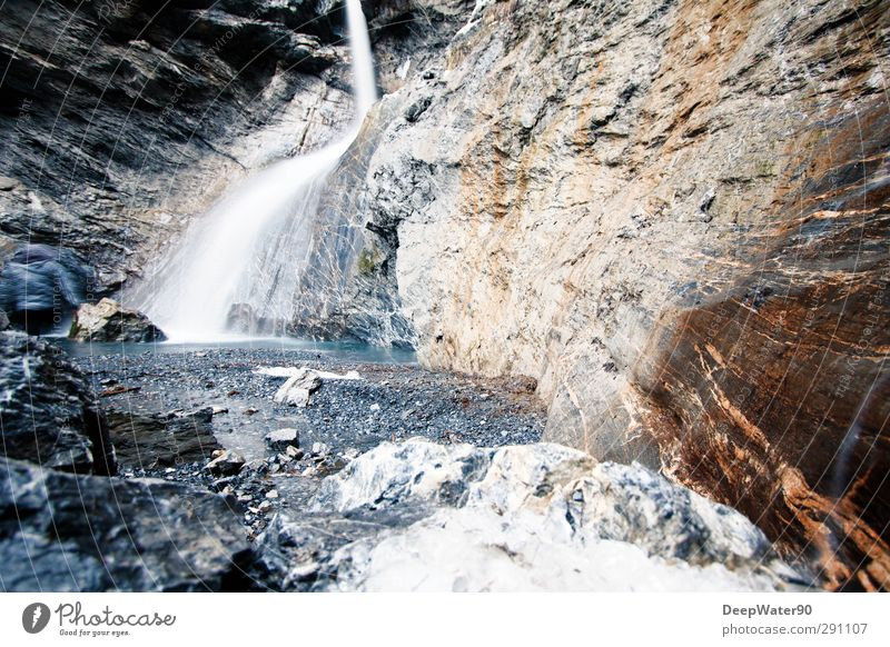 Nature Blue Water White Winter Environment Gray Stone Rock Brown Natural Ice Wet Adventure Frost Alps