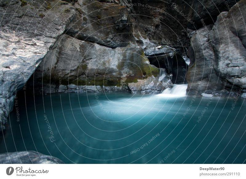 Nature Water Environment Rock Adventure Moss Waterfall Canyon
