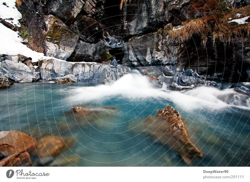 Nature Water Plant Winter Environment Snow Grass Rock Waves Adventure River Moss Waterfall Canyon
