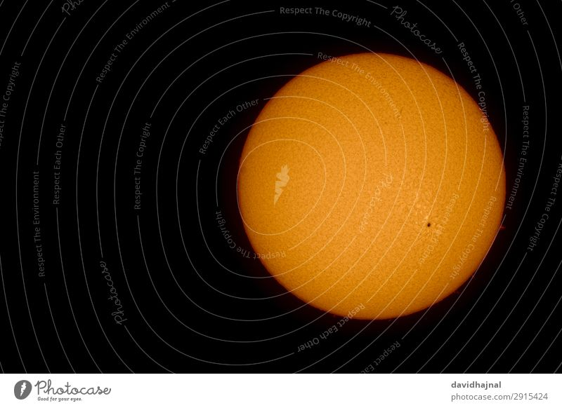 The sun on 15 April 2019 Telescope Technology Science & Research Advancement Future Energy industry Renewable energy Solar Power Industry Astronautics Astronomy