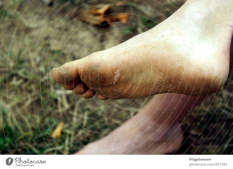 Beautiful Naked Cold Legs Feet Body Dirty Wet Lifestyle Illness Personal hygiene Freeze Litterbug