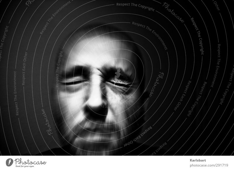 Human being Man Loneliness Adults Life Sadness Emotions Senior citizen Head Masculine Fear Pain Facial hair Stress Irritation Distress