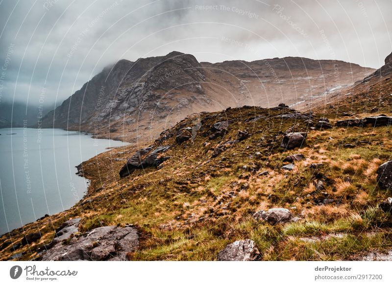 Isle of Skye with sea Vacation & Travel Tourism Trip Adventure Far-off places Freedom Camping Mountain Hiking Environment Nature Landscape Plant Animal Spring