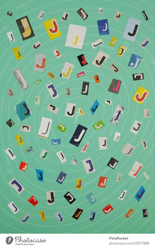 #A# JMIX Art Work of art Esthetic Letters (alphabet) Alphabet soup Many Typography Mosaic Fashioned Design Idea Colour photo Multicoloured Interior shot