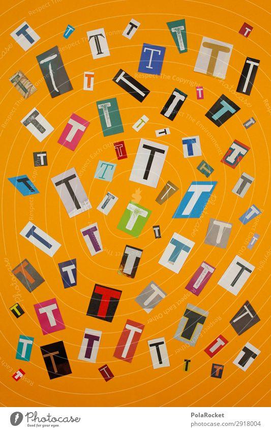 #A# TMIX Art Work of art Esthetic Letters (alphabet) Alphabet soup Typography Many Mosaic Language Chat Colour photo Multicoloured Interior shot Studio shot