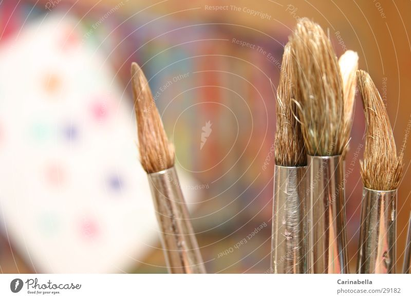 Colour Painting (action, work) Craft (trade) Paintbrush Watercolor
