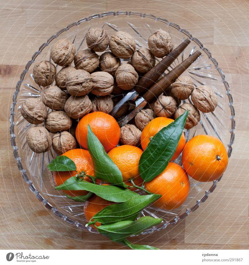 Christmas & Advent Beautiful Leaf Winter Life Healthy Eating Orange Food Fruit Fresh Decoration Nutrition Esthetic To enjoy