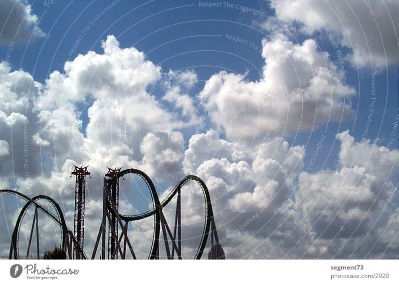 hulk coaster Roller coaster Universal Studio Orlando