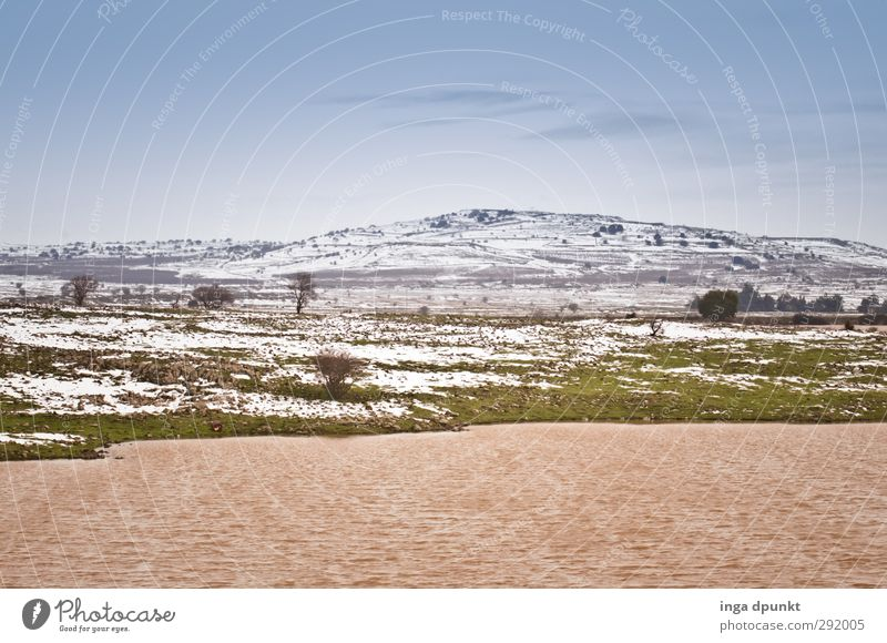 Nature Vacation & Travel Plant Landscape Winter Environment Mountain Grass Weather Climate Adventure Lakeside Seasons Environmental protection Climate change