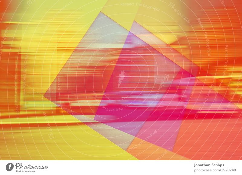 graphical background image with paper and motion blur Esthetic Multicoloured Yellow Red Experimental Abstract Graphic Background picture Warm colour Frame