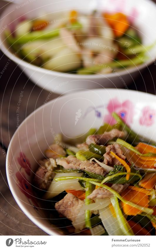 White Warmth Blossom Brown Pink Food Dish Table Nutrition Fish To enjoy Food photograph Asia Vegetable Crockery Tradition
