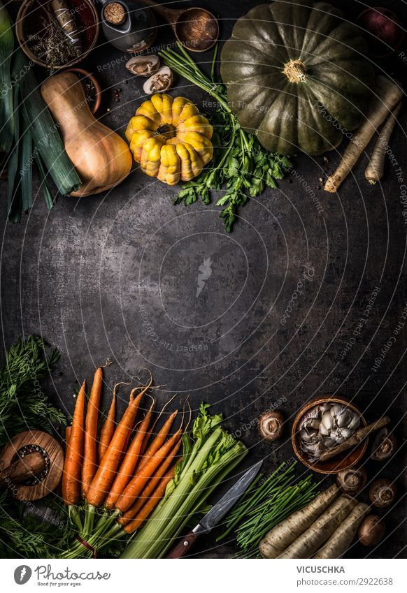 Autumn vegetables and various pumpkins Food Vegetable Nutrition Organic produce Vegetarian diet Diet Shopping Design Thanksgiving Hallowe'en Background picture