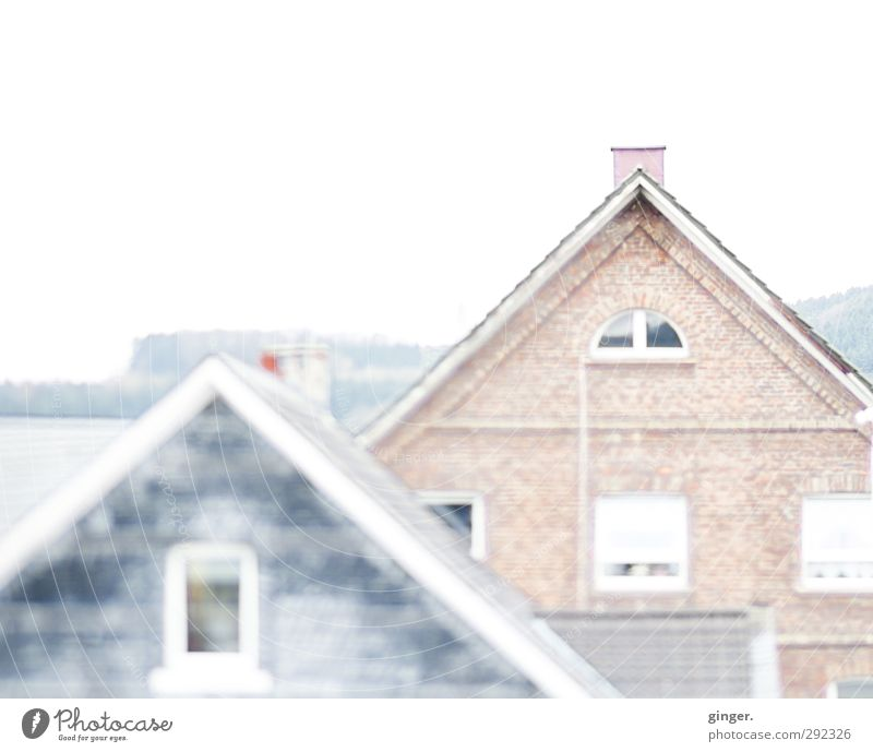 Sky Old City White House (Residential Structure) Window Wall (building) Architecture Wall (barrier) Building Bright Facade Roof Point Manmade structures Mask