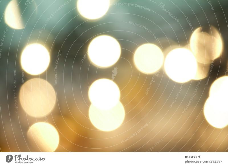 bokeh effect Blur Reaction Light Lighting Illuminate Glittering Background picture Design Abstract Pattern Yellow