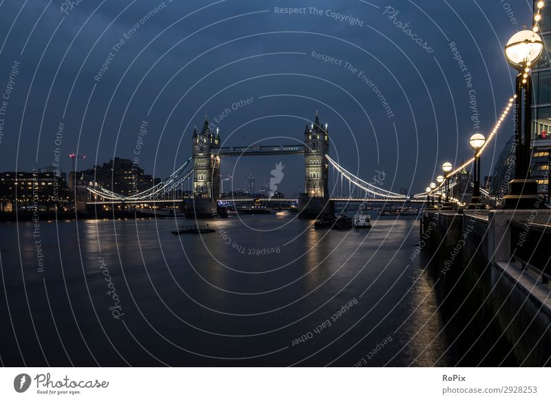 On the riverside in London. Vacation & Travel Tourism Trip Sightseeing City trip Advertising Industry Energy industry Business Art Architecture Environment
