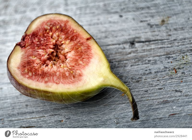 fresh fig Food Fruit Fig Nutrition Organic produce Vegetarian diet Diet Lifestyle Health care Healthy Eating Snowboard Fresh Delicious Round Juicy Sweet Gray
