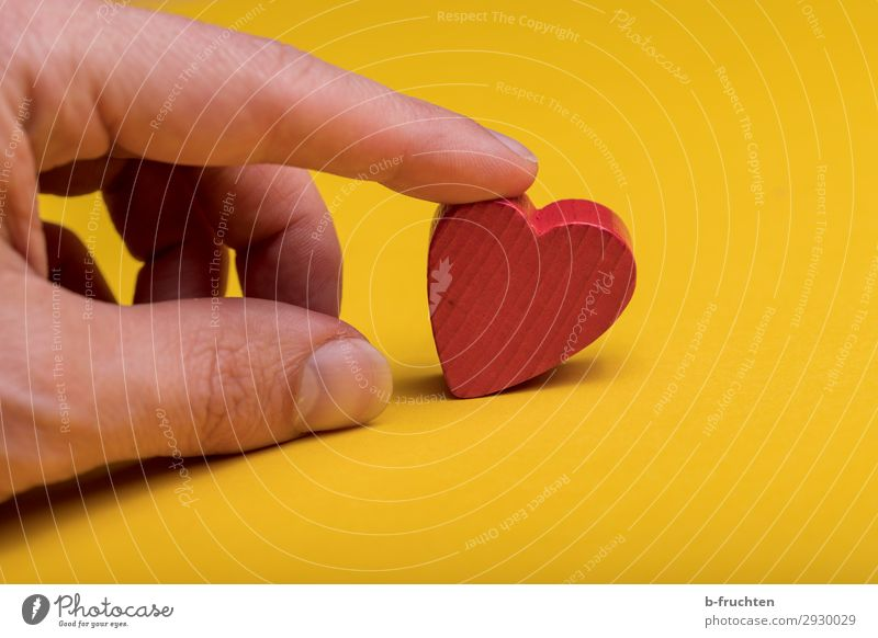Red Wood Yellow Love Feasts & Celebrations Friendship Decoration Lie Birthday Heart To enjoy Fingers Sign Wedding Select Infatuation