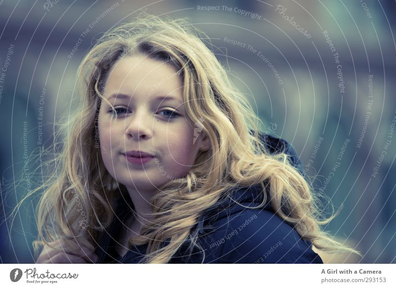 Human being Child Youth (Young adults) Beautiful Young woman Senior citizen Feminine Hair and hairstyles Happy Blonde Smiling Happiness 13 - 18 years