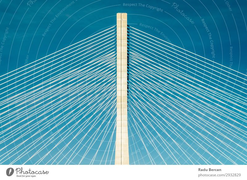 Architectural Details Of 25 de Abril Bridge (25th April Bridge) In Lisbon Portugal Structures and shapes Transport Car Red abril Vantage point River