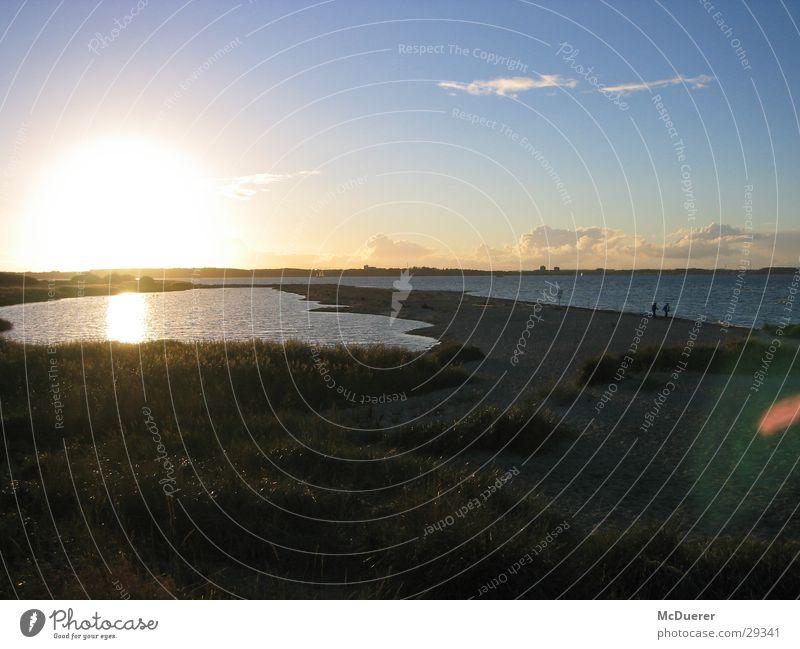 Sunrise at the sea Ocean Sunset North Sea Baltic Sea