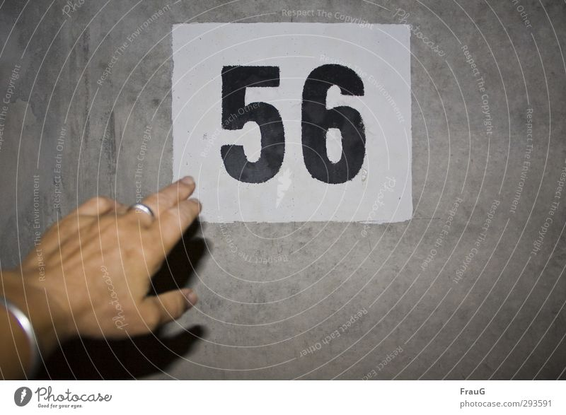 56 Hand Fingers 1 Human being 45 - 60 years Adults Tunnel ICE tunnel Ring Bangle Digits and numbers Signs and labeling Gray Black White Indicate Clue Shadow