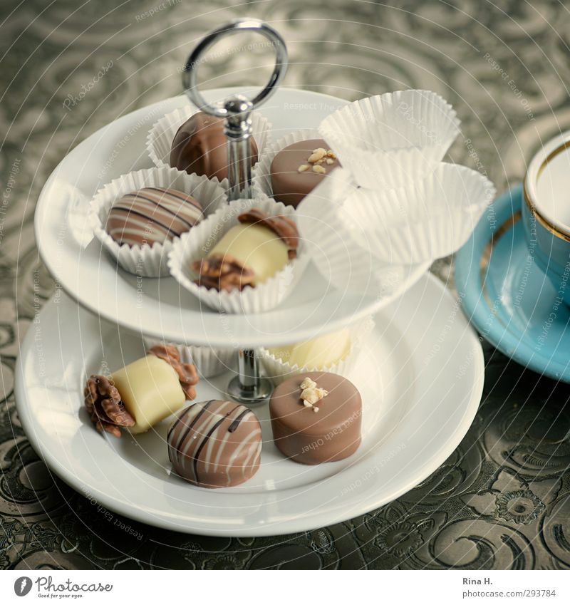 Nutrition Sweet Joie de vivre (Vitality) Delicious Candy Cup Silver Chocolate Bowl Diet Confectionary Tray Debauchery