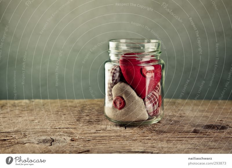 Beautiful Red Loneliness Love Funny Wood Brown Moody Together Exceptional Glass Heart Illuminate Cute Retro Romance
