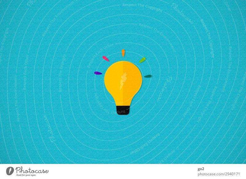 idea Electric bulb Sign Esthetic Uniqueness Positive Happiness Optimism Life Surprise Design Energy Discover Success Experience Advancement Freedom Idea