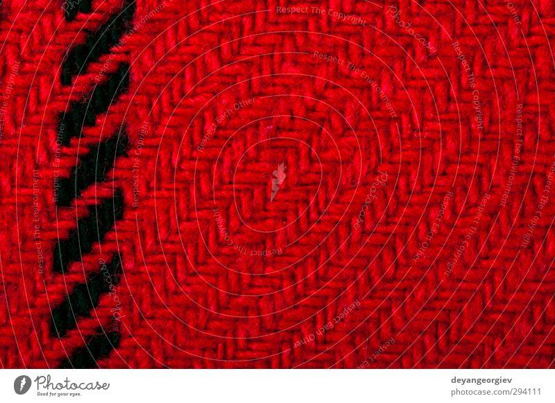 Handmade knit black and red background Design Handicraft Knit Winter Decoration Wallpaper Christmas & Advent Craft (trade) Fashion Sweater Ornament Stripe Retro