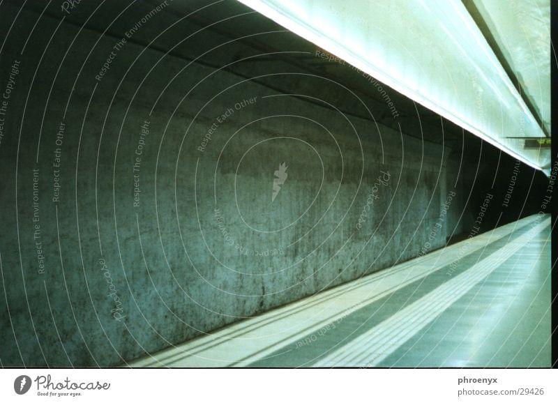 Transport Station Barcelona London Underground
