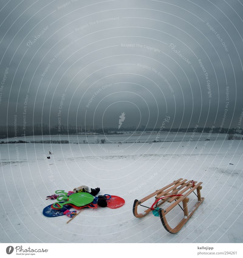 Nature Landscape Clouds Joy Winter Environment Snow Playing Snowfall Ice Climate Hill Frost Slope Winter sports Children's game