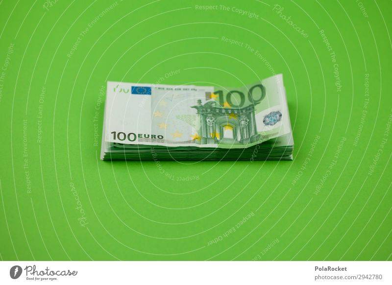#A# Bunch of money Art Work of art Esthetic Money Financial institution Bank note Donation Monetary capital Financial transaction Green 100 Loose change