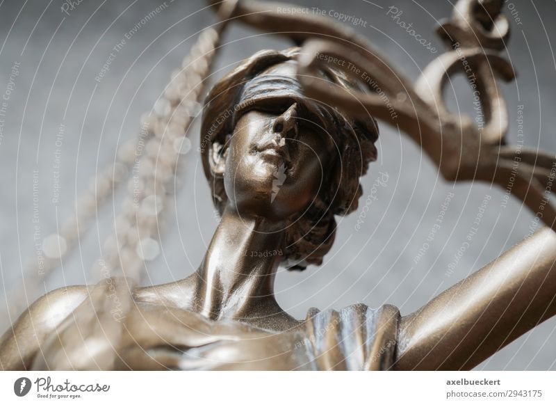 legal department Profession Business Sculpture Fairness Blind Symbols and metaphors Statue Bronze Legislative Blindfold Laws and Regulations Legal security