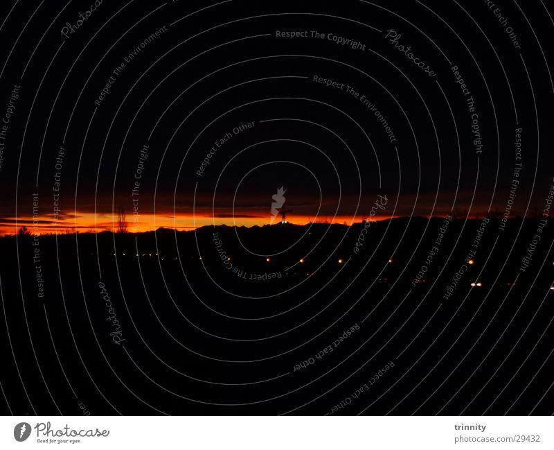 Upcoming sun Sunrise Morning Dawn