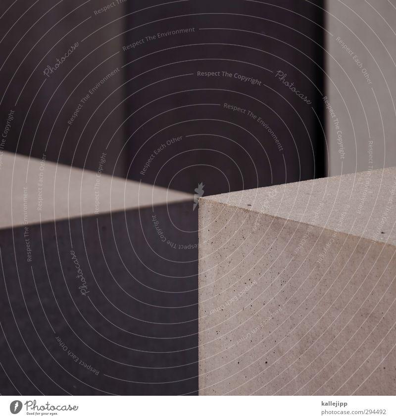 Gray Stone Concrete Corner Arrow Argument Monument Direction Landmark Against Geometry Triangle Adversary Holocaust memorial