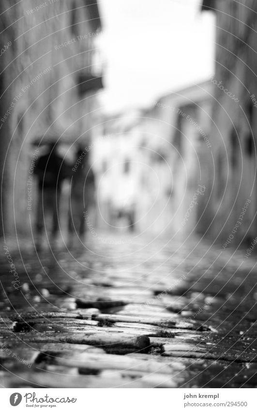 City Love Wall (building) Street Architecture Wall (barrier) Building Going Rain Contentment Idyll Hope Romance Joie de vivre (Vitality) Village Infatuation