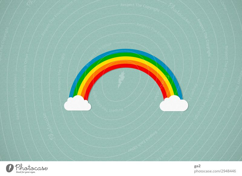 rainbow Weather Beautiful weather Sign Esthetic Exceptional Fantastic Happiness Multicoloured Happy Joie de vivre (Vitality) Optimism Humanity Solidarity