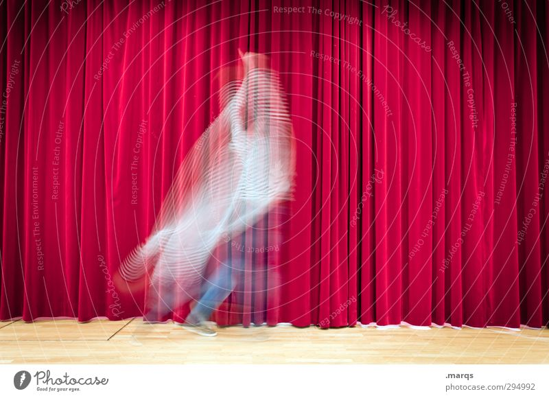 Human being Movement Style Art Exceptional Dance Speed Shows Event Stage play Whimsical Drape Artist Dancer Circus