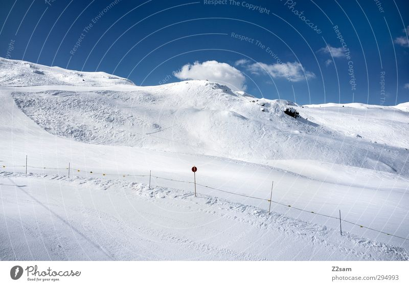ratschings Vacation & Travel Winter Snow Winter vacation Mountain Winter sports Ski run Environment Nature Landscape Sky Beautiful weather Alps Peak Esthetic